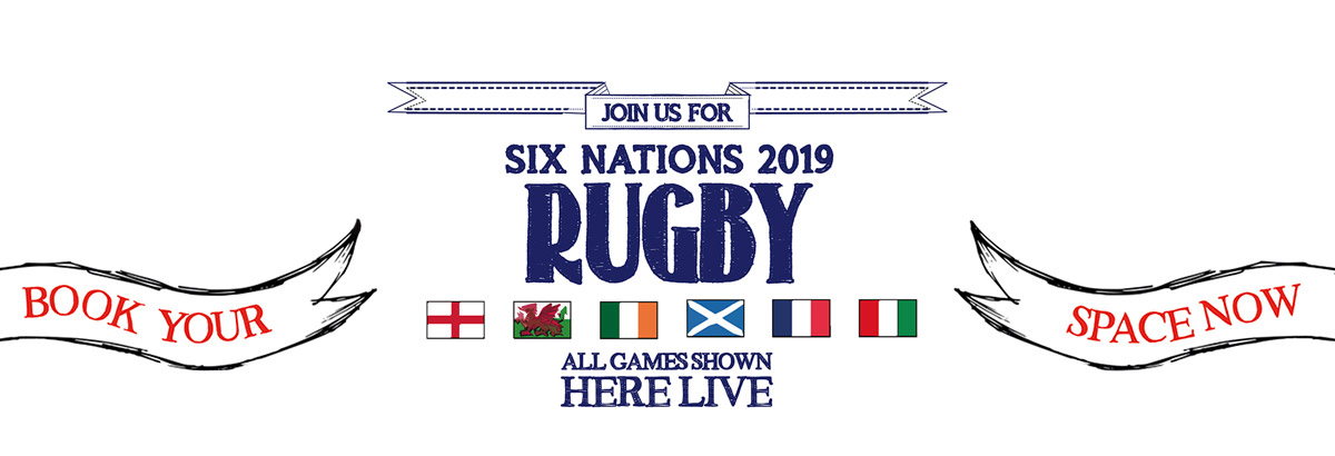 6 Nations live at Highbury